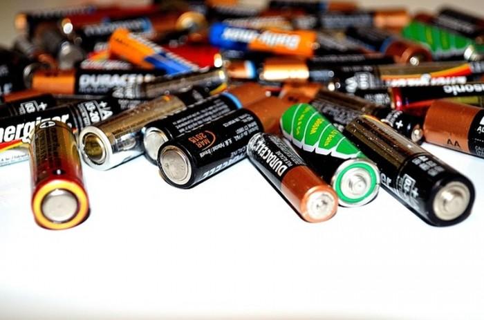 アルカリ電池1
