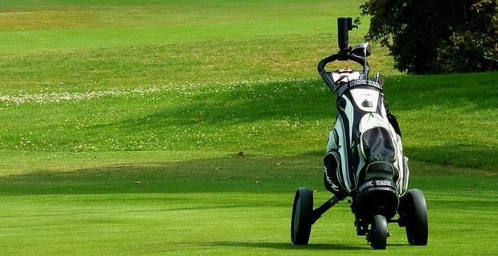 ゴルフ 左利き