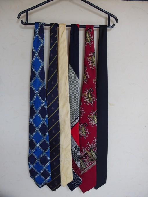 ネクタイ 洗濯8