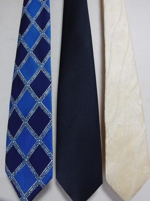 ネクタイ 洗濯11