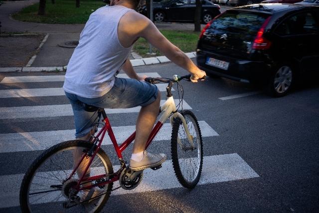 自転車交通安全