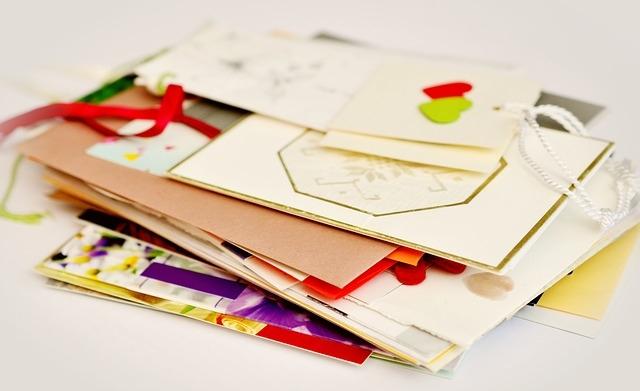 特定記録郵便1