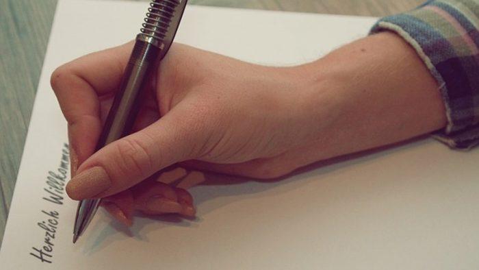 ペンだこ1
