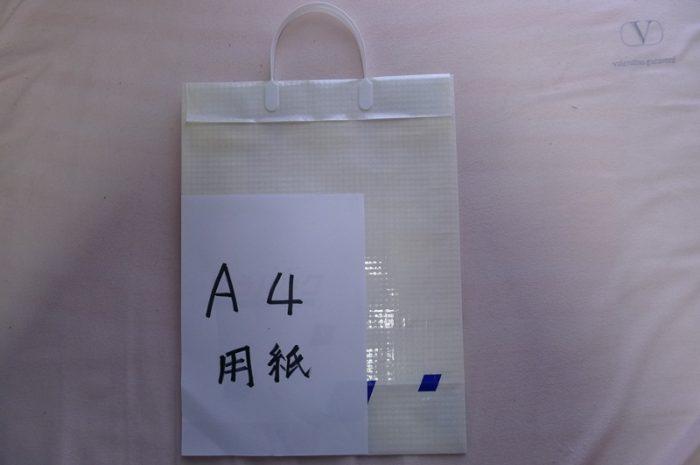 ゆうパック 紙袋3
