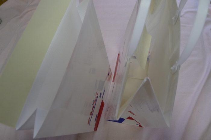 ゆうパック 紙袋4