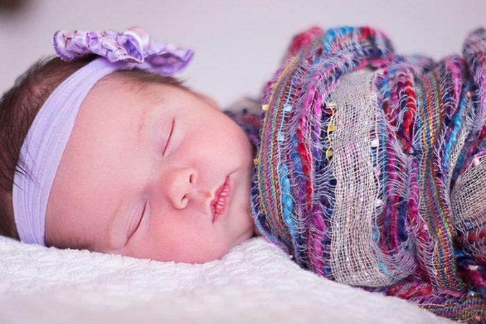 赤ちゃんの首すわり2