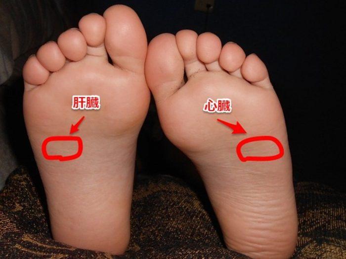 足つぼが痛い理由2