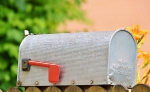 郵便事故の調査期間