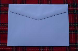 82円切手で送れる封筒