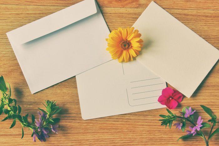 定形郵便と定形外郵便の違い