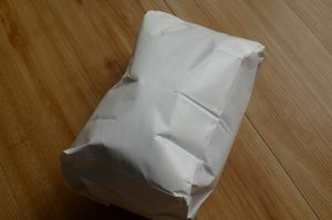 定形外郵便の送り方で袋