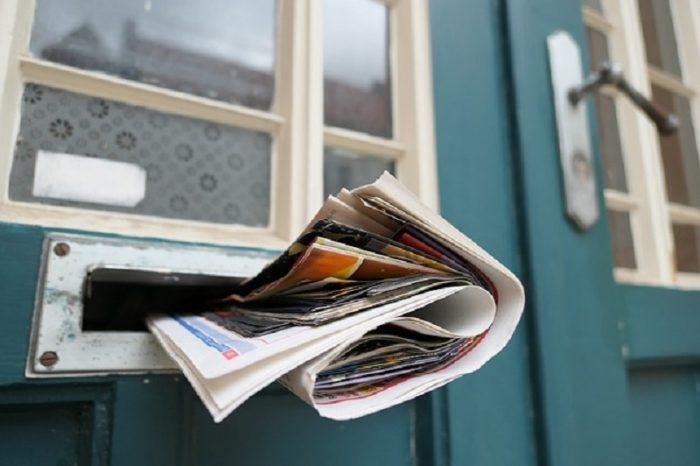 郵便物が盗難にあった場合被害届
