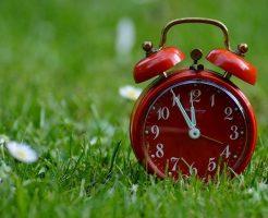 郵便の配達日指定と時間の指定